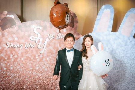 艾美寒舍-LINE主題式婚宴