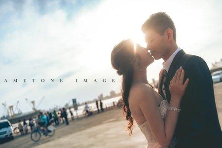 高雄圓山+香蕉碼頭-迎娶婚禮搶先看