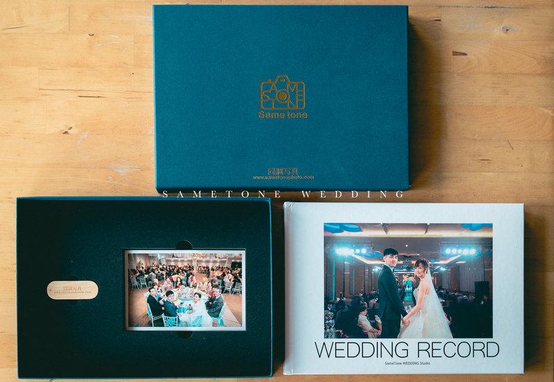 高質感典藏盒裝作品(婚禮結束後60天內)
