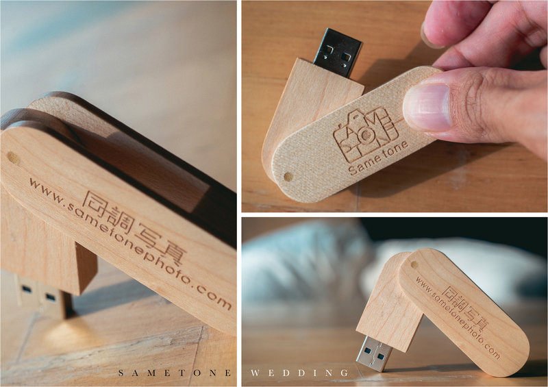 16GB木質高速USBx1