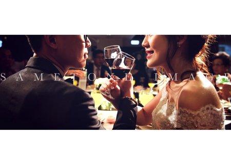 [同調婚禮紀實]B方案/宴客拍攝