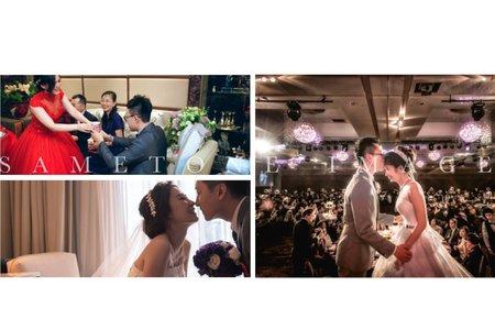 [同調婚禮紀實]D方案/儀式+宴客全日型