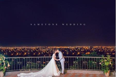[同調婚禮精華]我的婚禮也有百萬夜景