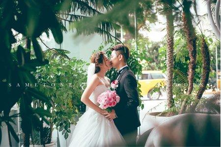 [同調婚禮精華]特別的520給特別的我們