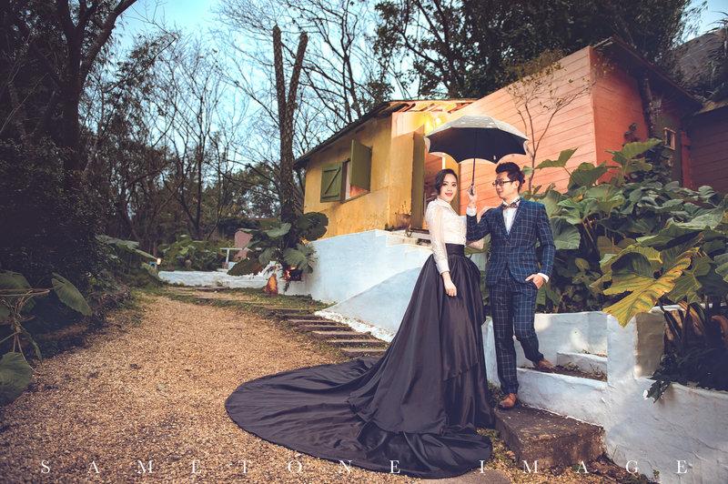 同調自主婚紗 精緻套裝方案作品