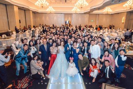 [2020同調婚攝]台中林酒店