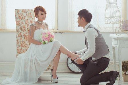 自主婚紗。Albee&Eric