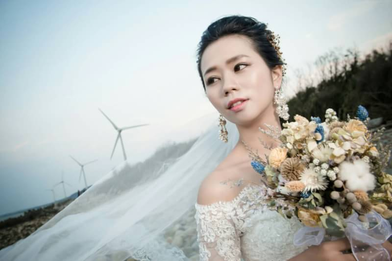 作品集(編號:308661) - ANGELA 美學概念/彩妝造型團隊 - 結婚吧