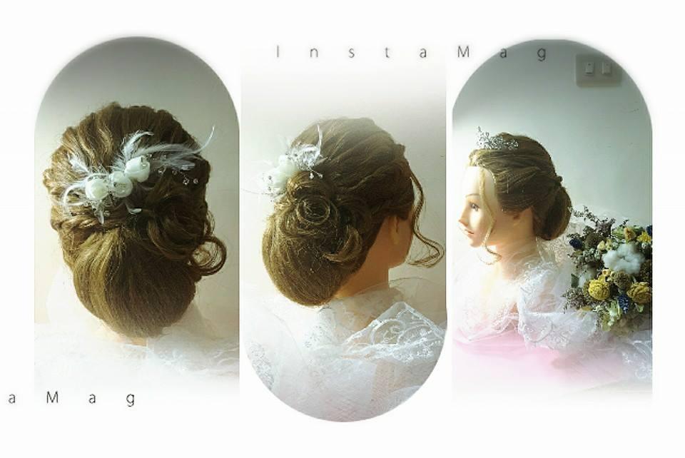 作品集(編號:308744) - ANGELA 美學概念/彩妝造型團隊 - 結婚吧
