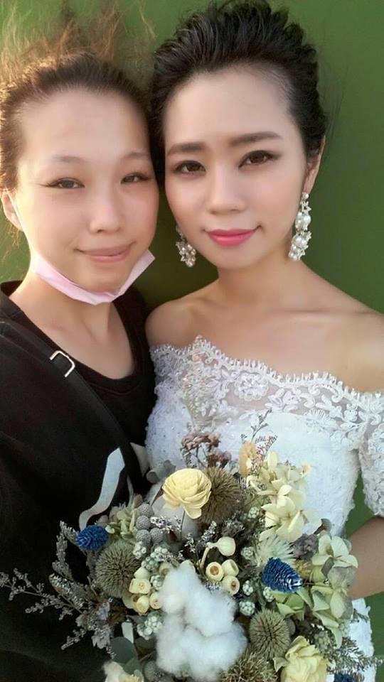 作品集(編號:308754) - ANGELA 美學概念/彩妝造型團隊 - 結婚吧