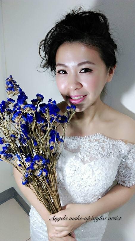 (編號:428014) - ANGELA 美學概念/彩妝造型團隊 - 結婚吧
