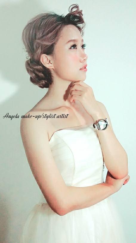 (編號:428016) - ANGELA 美學概念/彩妝造型團隊 - 結婚吧