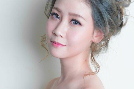 林兒髮妝造型