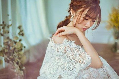 婚紗個人寫真拍攝妝髮