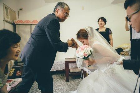 好特別的婚禮體驗