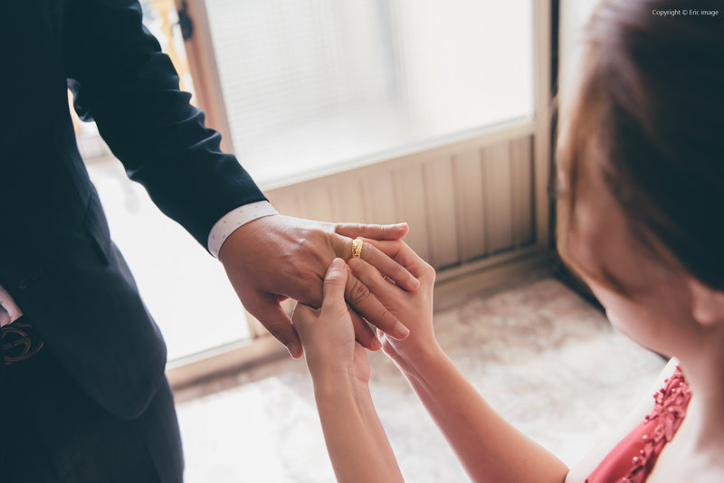 婚禮平面紀實作品