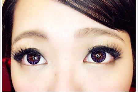 單妝儀式❤️美瞳美人