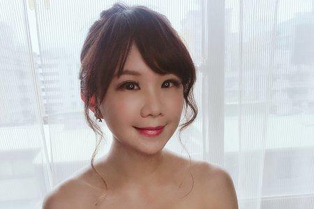 訂婚妝髮-台北喜來登
