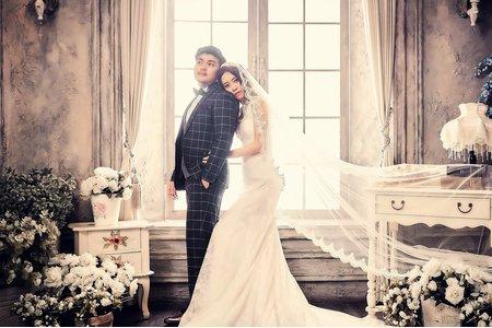 【ONLYYOU 唯妳婚紗】韓風攝影棚風格