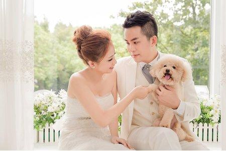 【ONLYYOU 唯妳婚紗】寵物婚紗