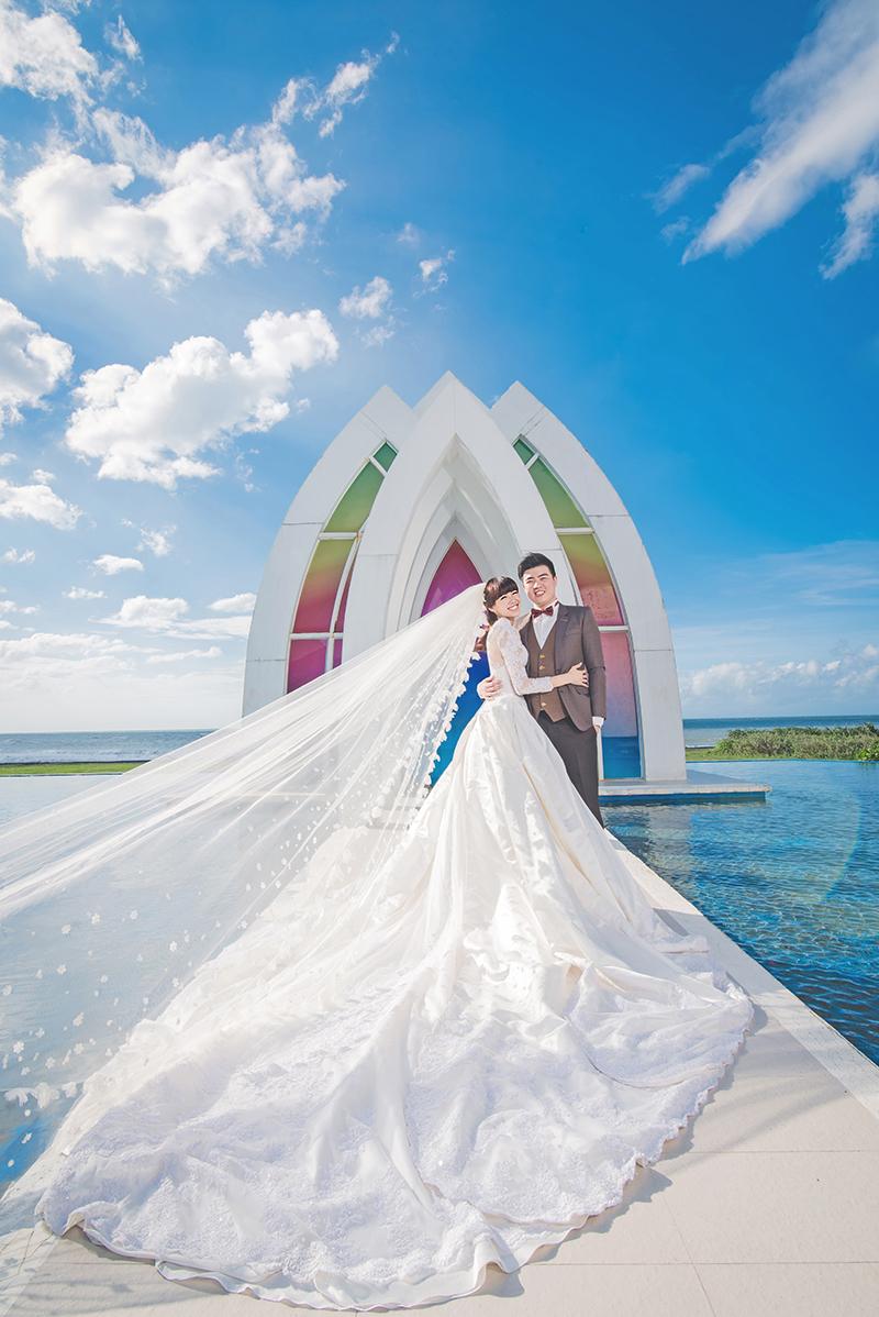 【ONLYYOU 唯妳婚紗】十二月最新客照-1(編號:431668) - ONLY YOU 唯你婚紗攝影 - 結婚吧一站式婚禮服務平台