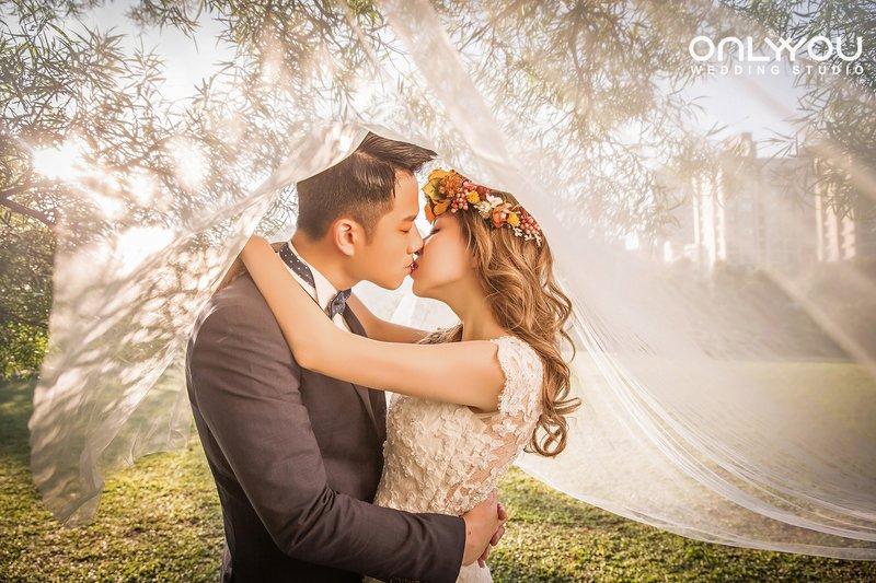 台北婚紗,婚紗推薦ONLY YOU 唯你婚紗攝影