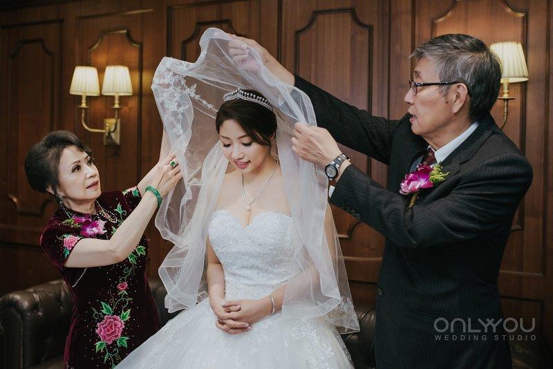 拍婚紗+婚禮 全包套作品