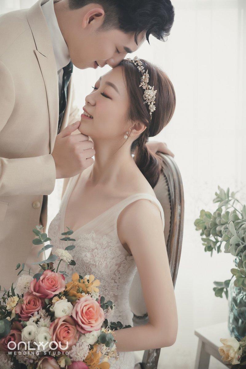 【振興方案】ONLY YOU婚紗包套B作品