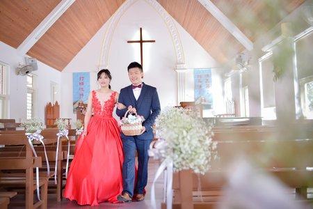 唯樂 彰化教堂證婚 午宴 婚禮紀錄