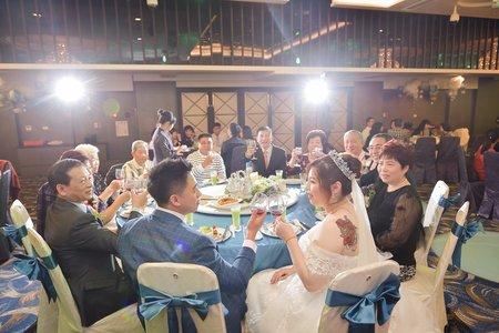 唯樂 高雄東東宴會式場 早儀午宴 婚禮紀錄