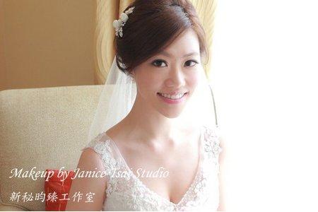 新秘昀臻♥新人Yvonne♥大倉久和♥結婚