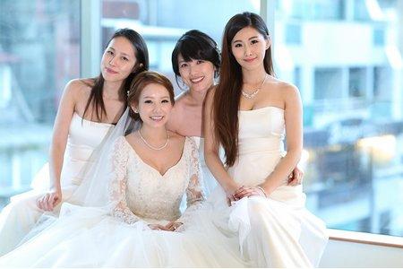 新秘昀臻♥新人Nina♥晶華酒店♥結婚