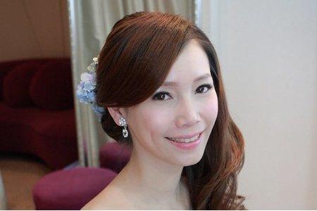 新秘昀臻♥新人Maggie♥民生晶宴會館♥結婚