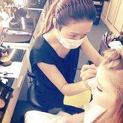 湘羚 官make-up artist!