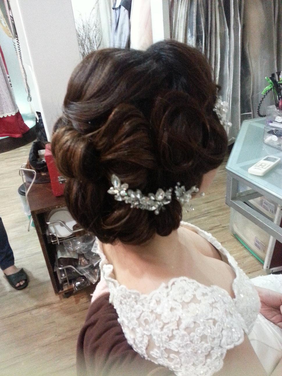 【造型作品-秀玲。】(編號:428806) - 整體造形師-瑩榛 春之嫁衣 - 結婚吧