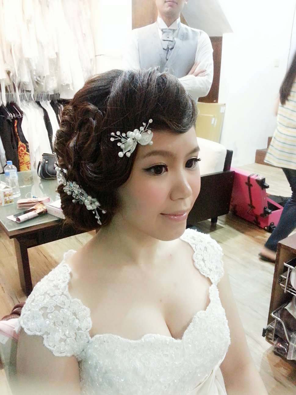 【造型作品-秀玲。】(編號:428808) - 整體造形師-瑩榛 春之嫁衣 - 結婚吧