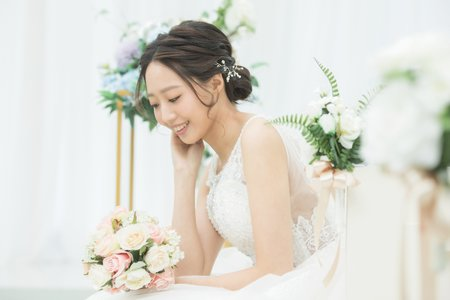Yvette 瑩榛-髮型&彩妝/宥潔