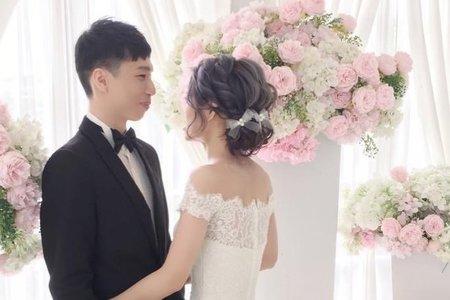 Yvette 瑩榛-髮型&彩妝/美婷