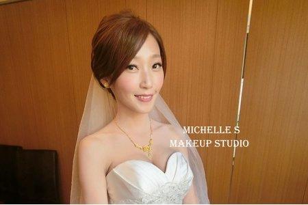 Michelle S 氣質白紗系列