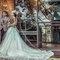 英式復古時尚皮草風格-桔子&蝴蝶婚紗攝影(編號:310512)