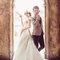 英式復古時尚皮草風格-桔子&蝴蝶婚紗攝影(編號:310520)