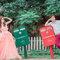 我們的初次約會淡水莊園-桔子&蝴蝶婚紗攝影(編號:310758)