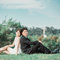 我們的初次約會淡水莊園-桔子&蝴蝶婚紗攝影(編號:310763)
