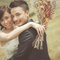 奔跑的微加小幸福-桔子&蝴蝶婚紗攝影(編號:311053)