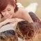 奔跑的微加小幸福-桔子&蝴蝶婚紗攝影(編號:311061)