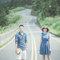 奔跑的微加小幸福-桔子&蝴蝶婚紗攝影(編號:311078)