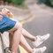 奔跑的微加小幸福-桔子&蝴蝶婚紗攝影(編號:311086)