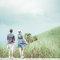 奔跑的微加小幸福-桔子&蝴蝶婚紗攝影(編號:311088)