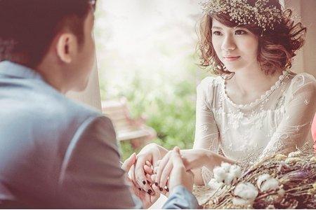 我的少女時代小清新-桔子&蝴蝶婚紗攝影