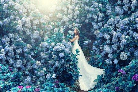 桔子&蝴蝶-婚紗攝影作品
